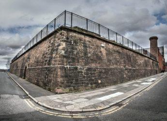 Toxteth Reservoir - exterior C Clive Haynes